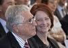 Gillard inside