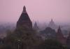 Dawn in Bagan
