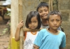 Indonesian children
