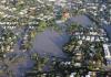 Brisbane river flood