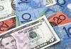 US Australia money