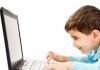 Kid laptop