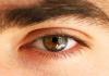 Male eye 1