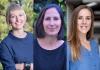 Kari Lancaster, Michelle Tye, Sarah Walker