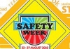Safety week inside