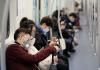 China commuters