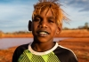 Aboriginal Warlpiri child
