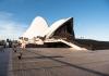 Sydney Opera House deserted