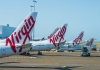 Businesses like Virgin Australia have offered a number of incentives for customers, in an attempt to speed up the vaccine rollout in Australia. Photo: Shutterstock