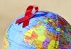AIDS globe