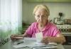 elderly bills