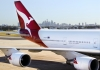 Qantas grounds international fleet at Kingsford Smith Airport, Sydney NSW.
