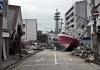 Aftermath of 2011 Japan tsunami in Fukushima