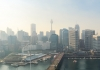 Sydney smoke