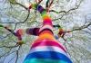 Street art yarn crochet 1 comments 1