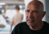 Uncle Vic Simms yarns with new Indigenous students at UNSW