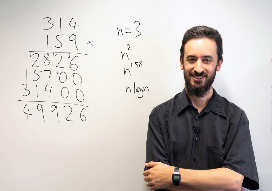 Maths whiz solves 48-year-old multiplication problem