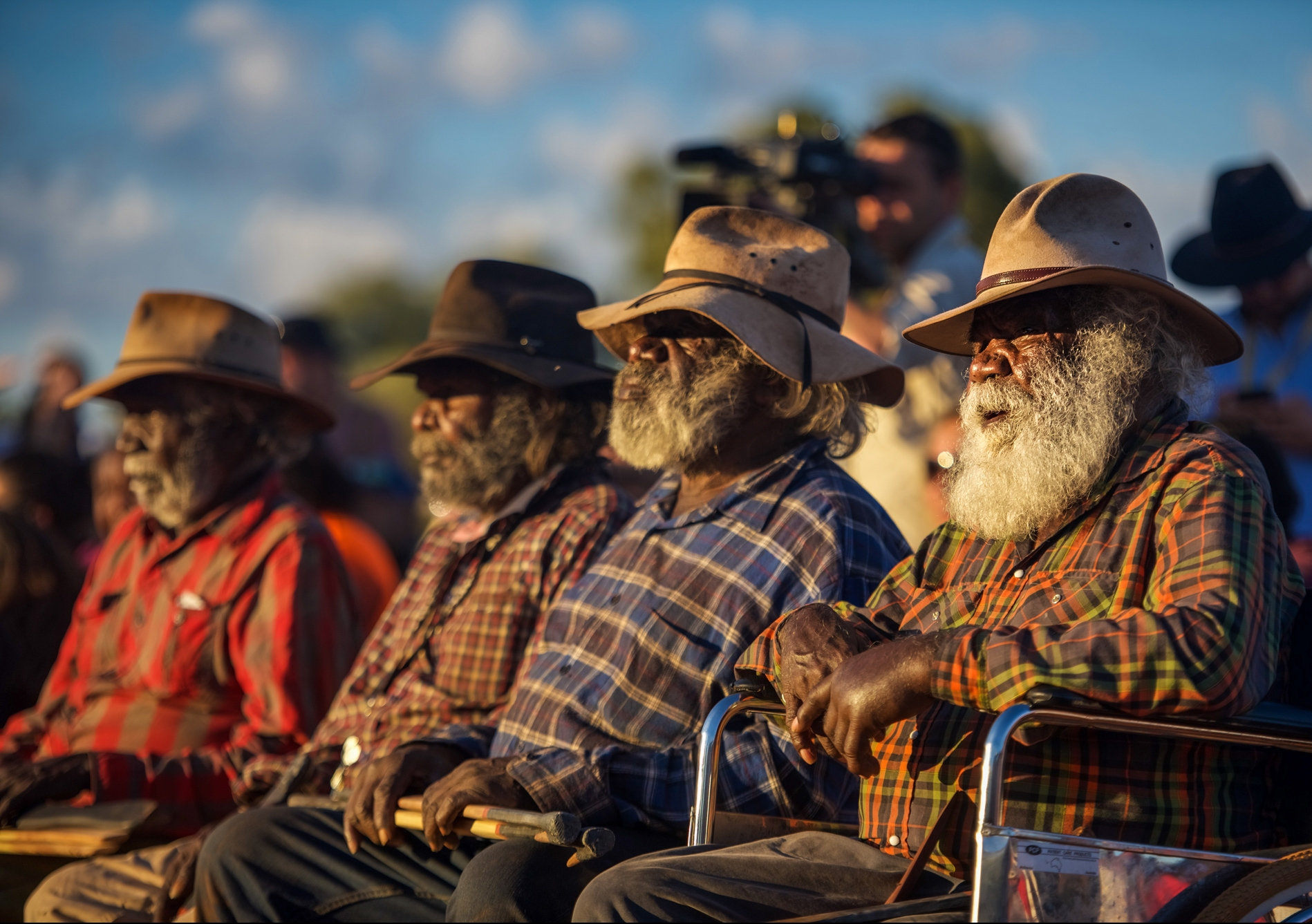1200 First Nations people were involved in the 13 Regional Dialogues across Australia that led to the Uluru Constitutional Convention in 2017. Photo: UNSW Indigenous Law Centre