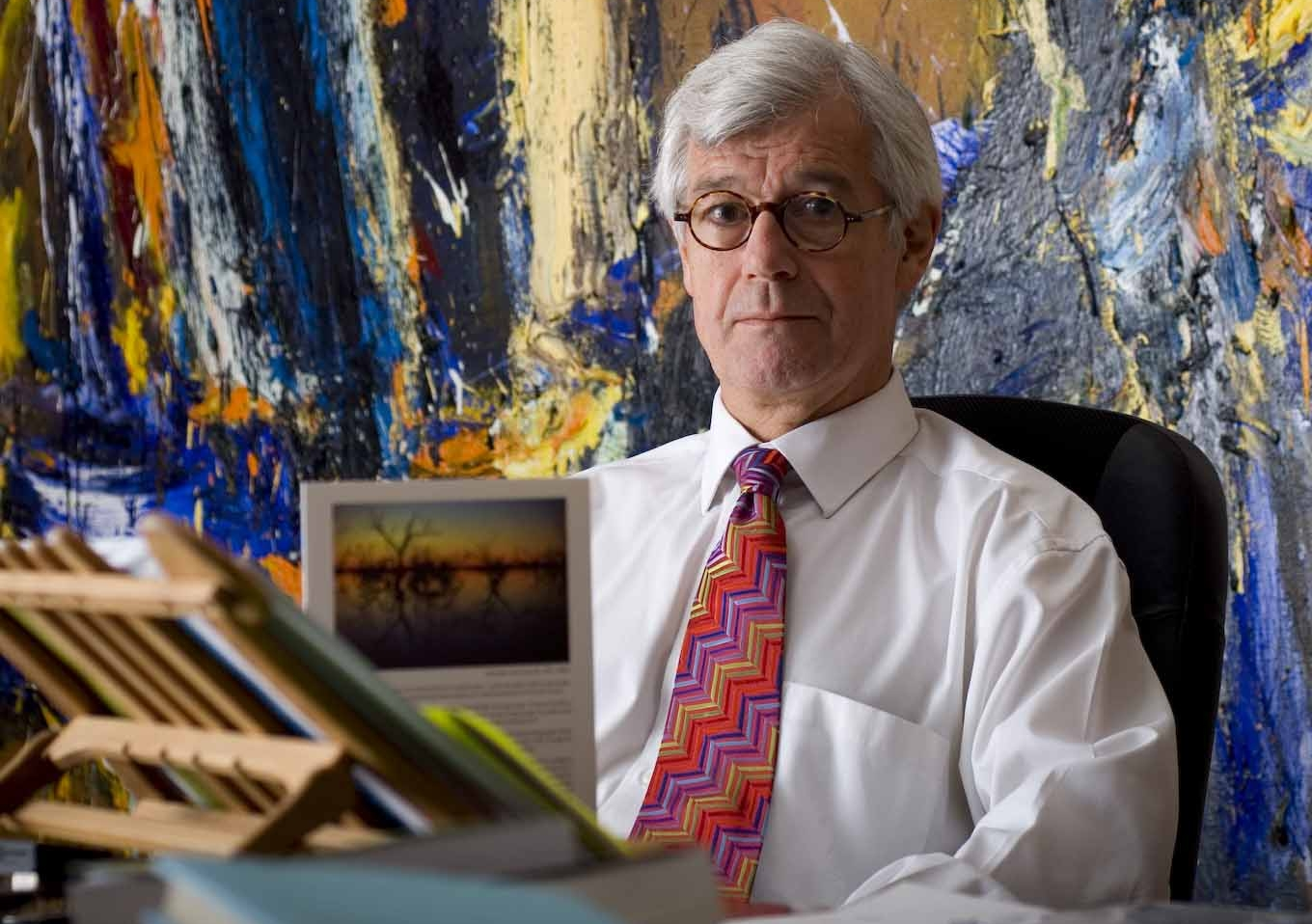 Barrister and human rights advocate Julian Burnside