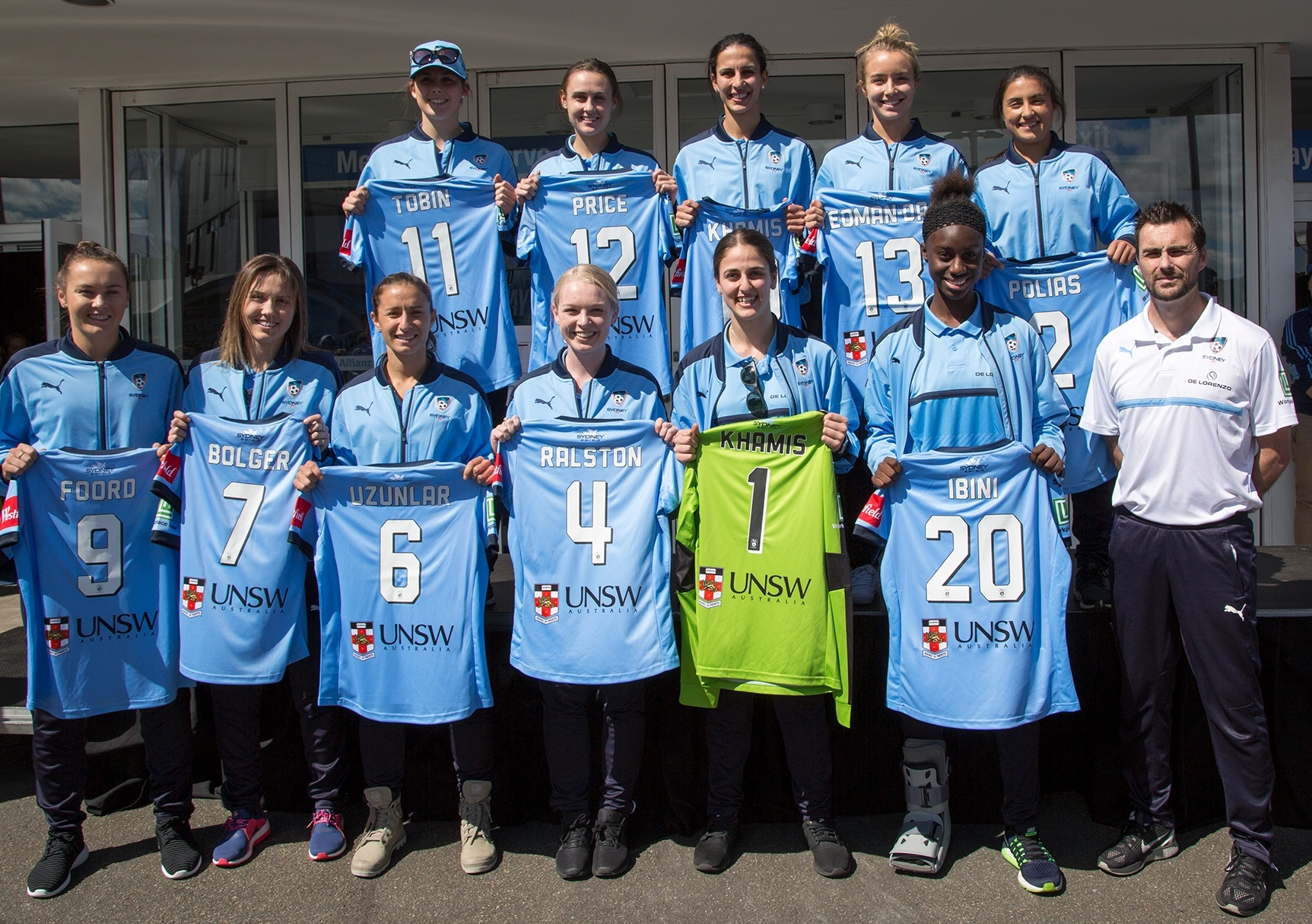 UNSW and Sydney FC partnership launches into a new season ...