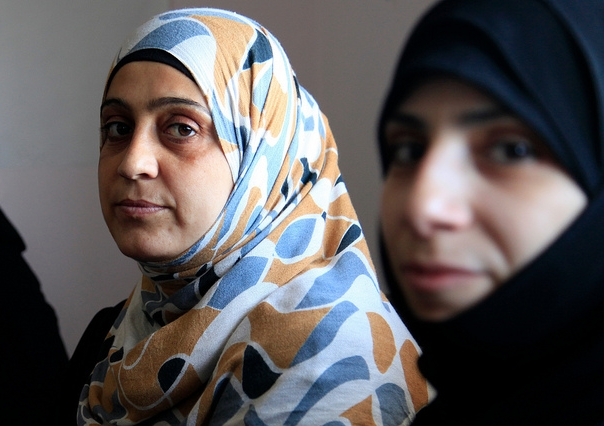 Refugees from Syria. Photo: cc Russell Watkins/Department for International Development / Flickr