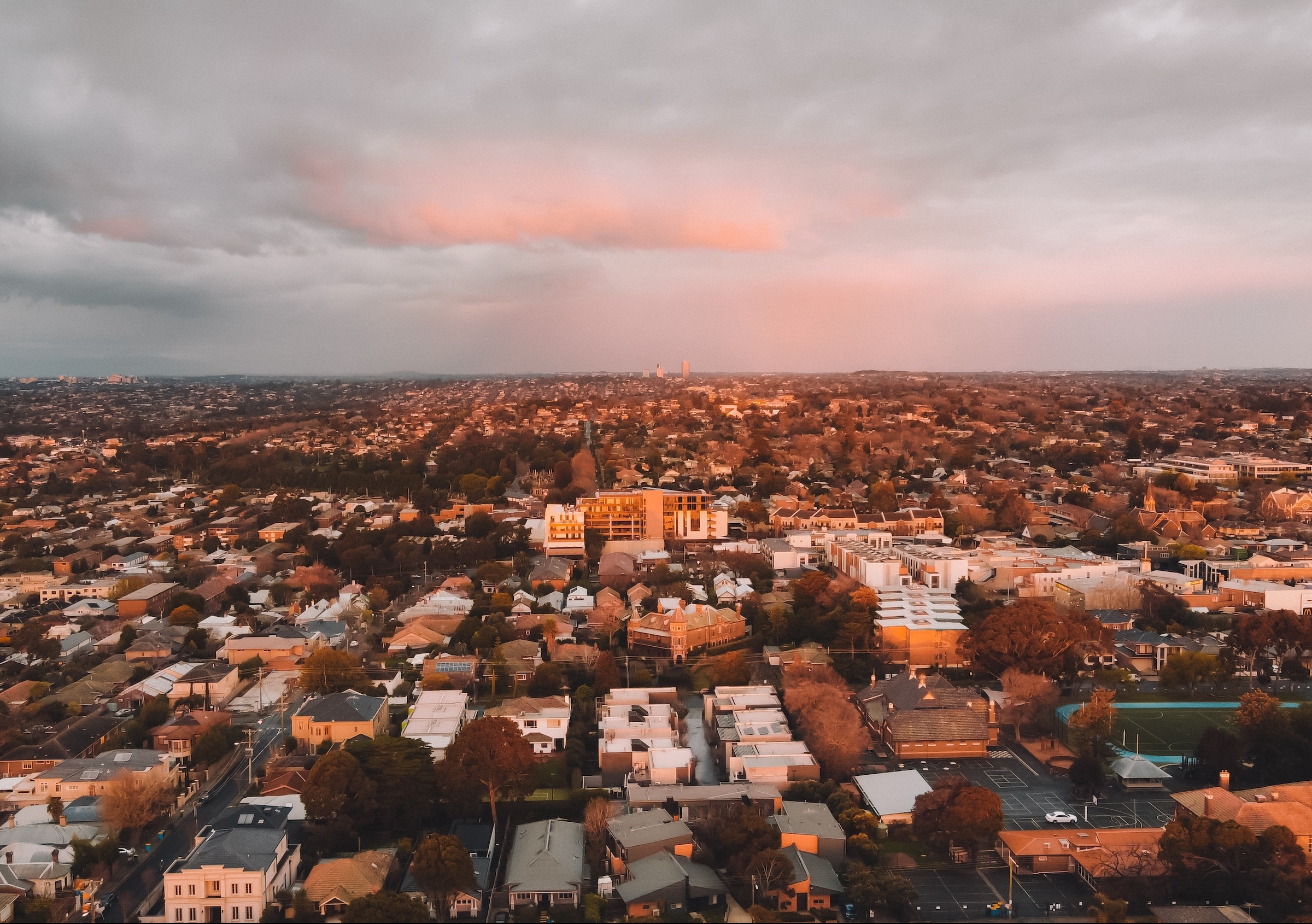 A new report from UNSW City Futures Research Centre recommends far-reaching changes to stabilise Australia's housing market. Photo: Unsplash.