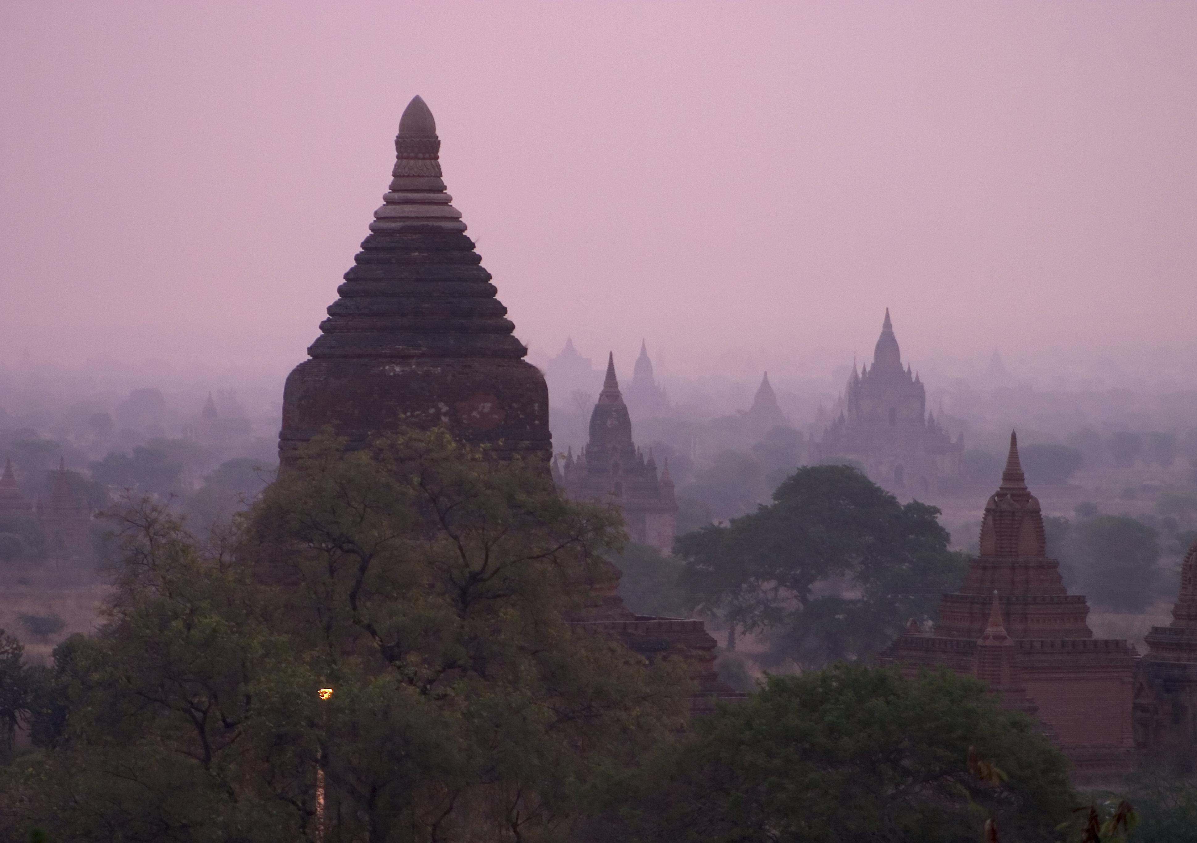 Bagan, Myanmar. Image: iStock