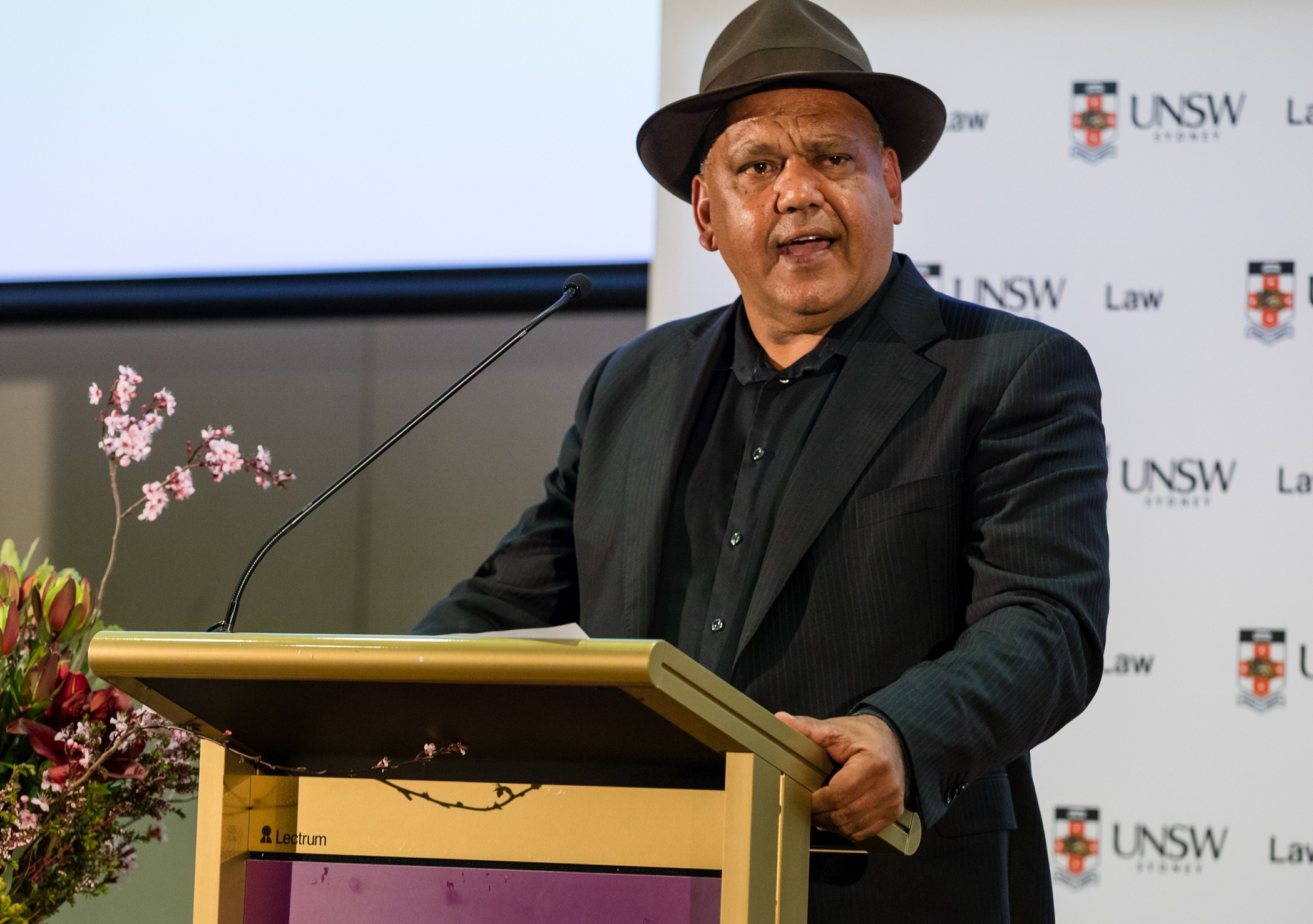 """Noel Pearson: """"We get the whole question of justice wrong if we predicate [it] on the basis of charity and handout."""""""