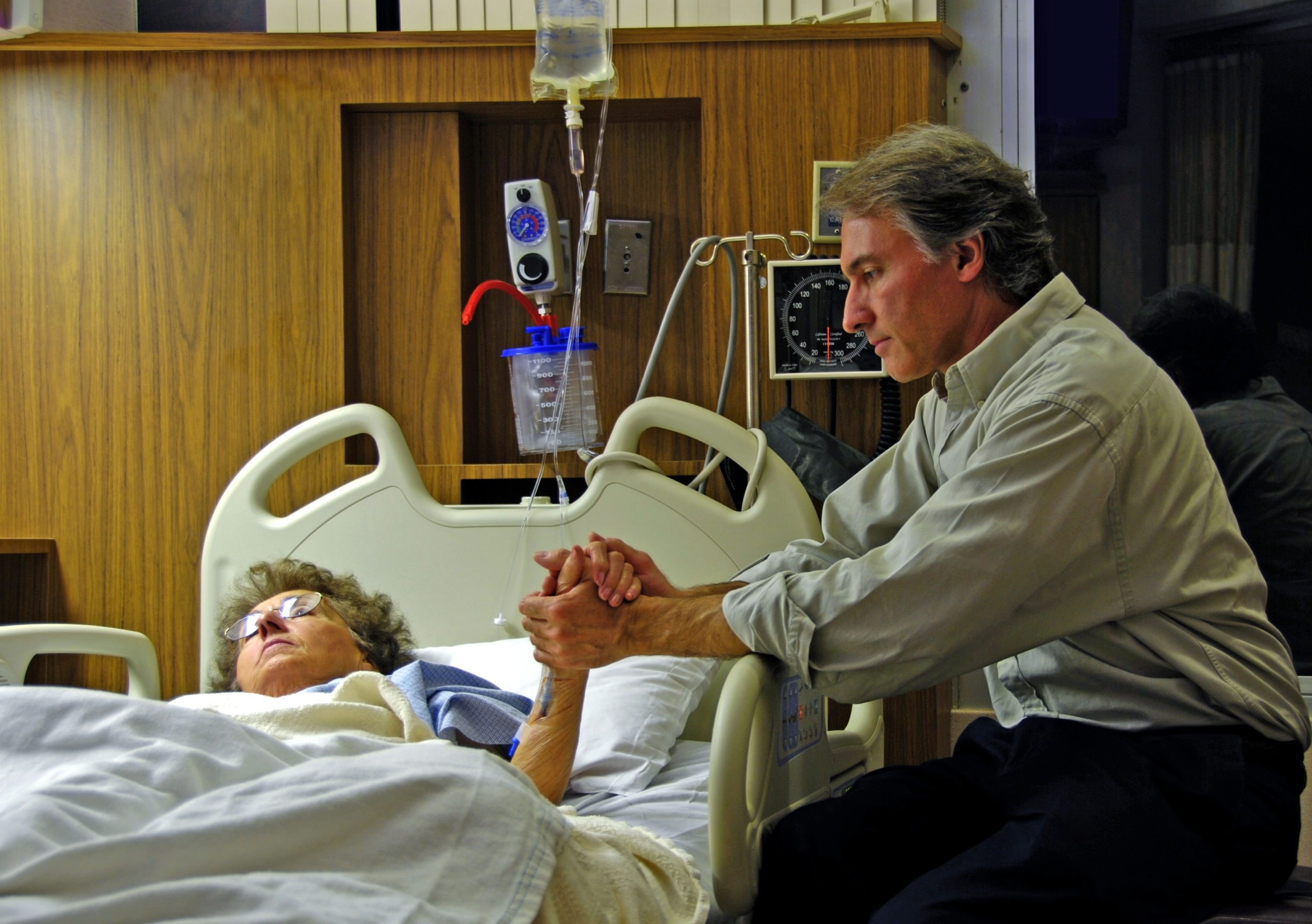 Patients say that talking about how medical malpractice affects them and their families is vitally important. Photo: Shutterstock