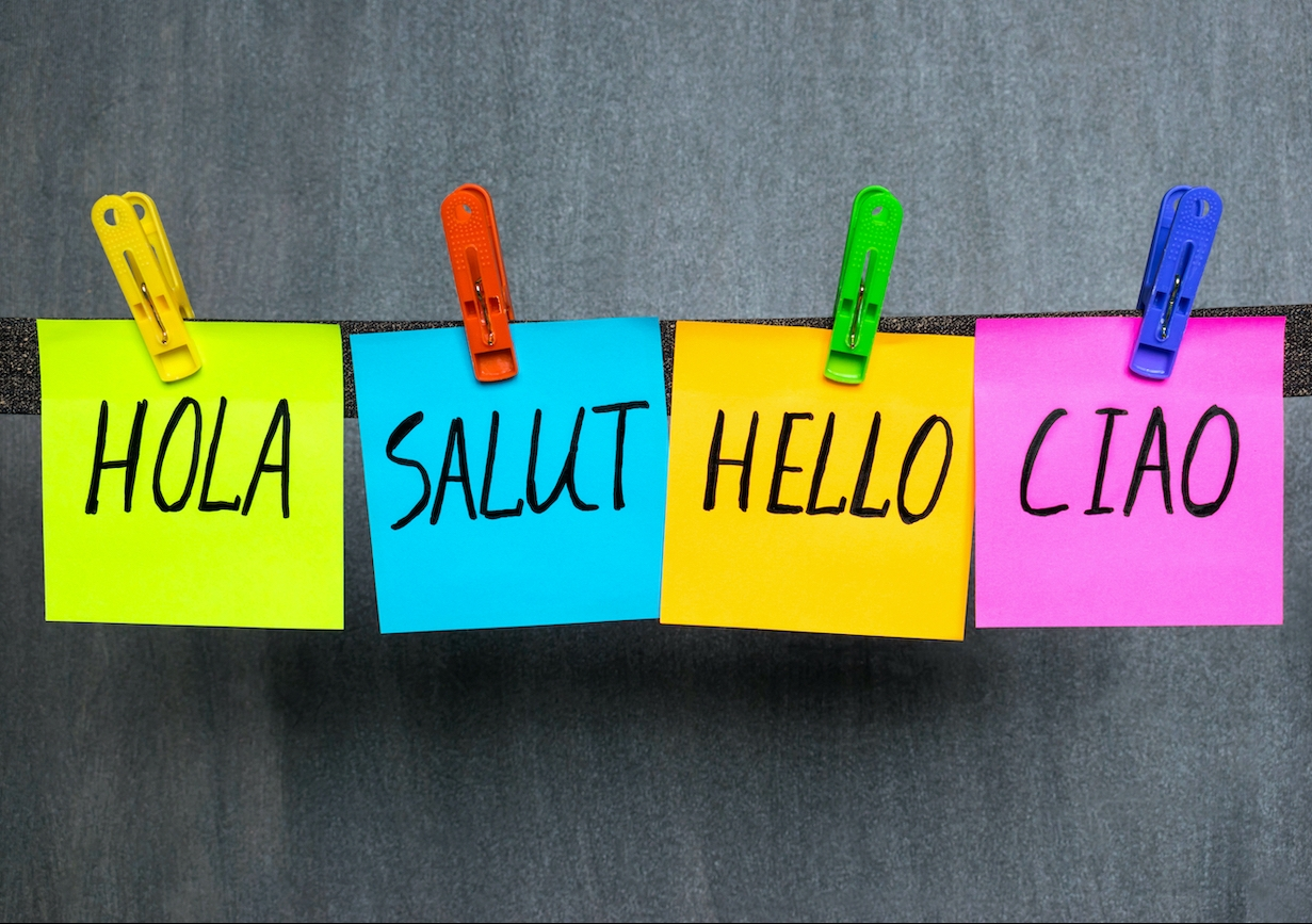 Learning another language can help expand your horizons and your worldview. Photo: Shutterstock.