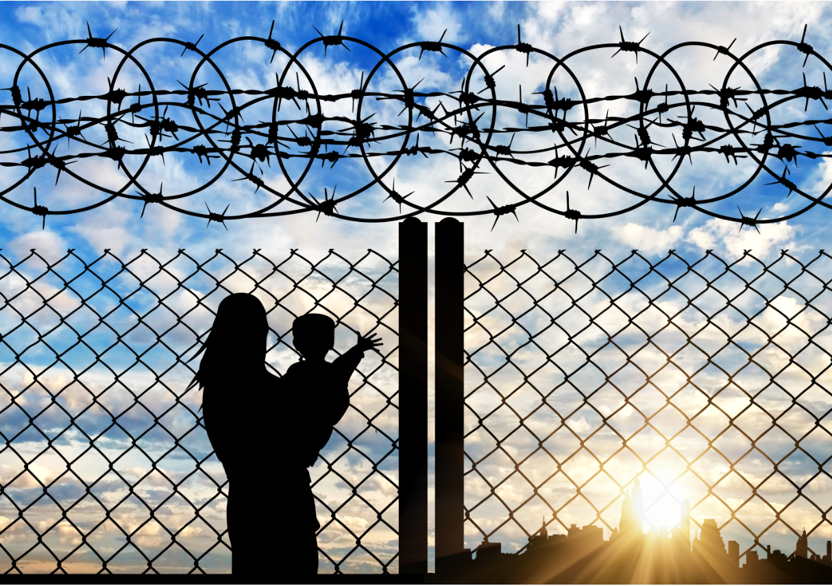 With the ongoing challenges of COVID-19, Australia's contribution to the protection of refugees and other displaced people is more important than ever before. Image: Shutterstock