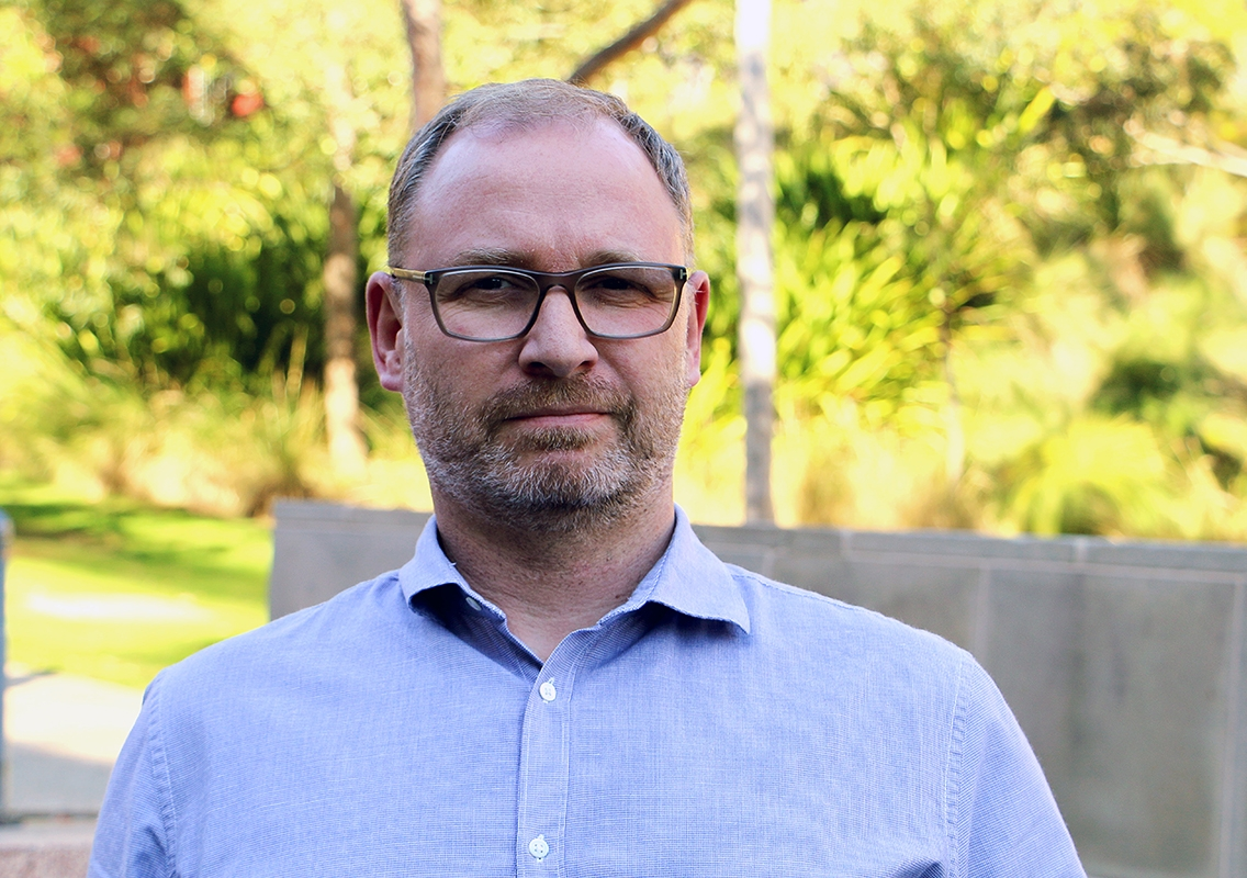 A winning formula – new Professor of Practice Richard Hopkins   UNSW Newsroom