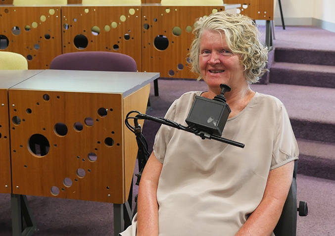 Rosemary Kayess is a Senior Research Fellow at the UNSW Social Policy Research Centre.