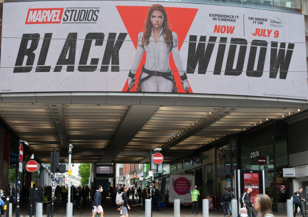 """""""To succeed in her claim, Johansson will need to prove a few things. First, she'll need to show that Marvel Studios breached their contract,"""" says Lecturer Chris Pearce. Photo: Shutterstock"""