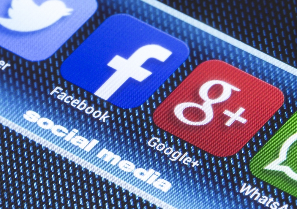 Facebook and Google potentially face fresh curbs on their market power. Image from Shutterstock