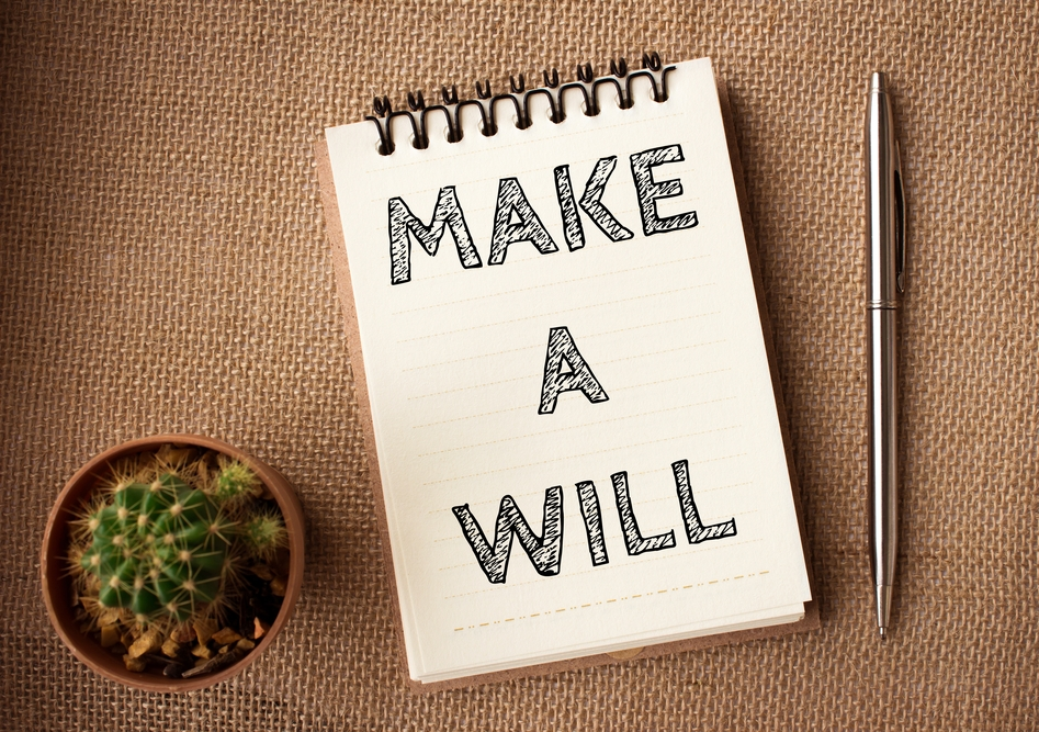 Having a will helps facilitate your decisions about what happens to your assets after you die, making sure your wishes can be put in place. Image: Shutterstock