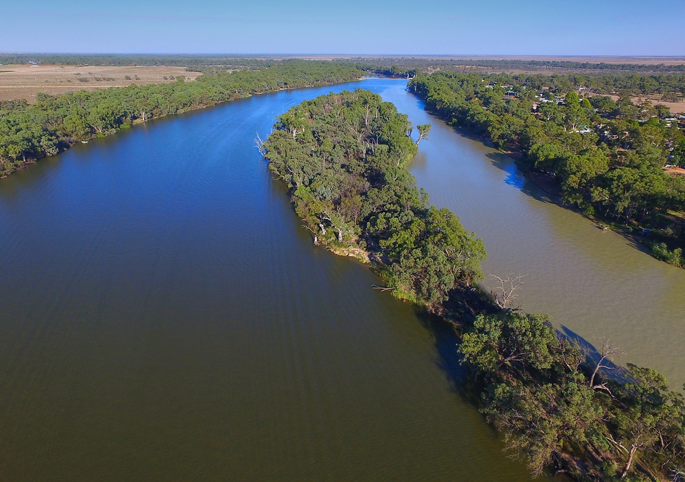 China has raised concerns about the Sustainable Rural Water Use and Infrastructure Program, which is part of the Murray Darling Basin Plan. Image from Shutterstock