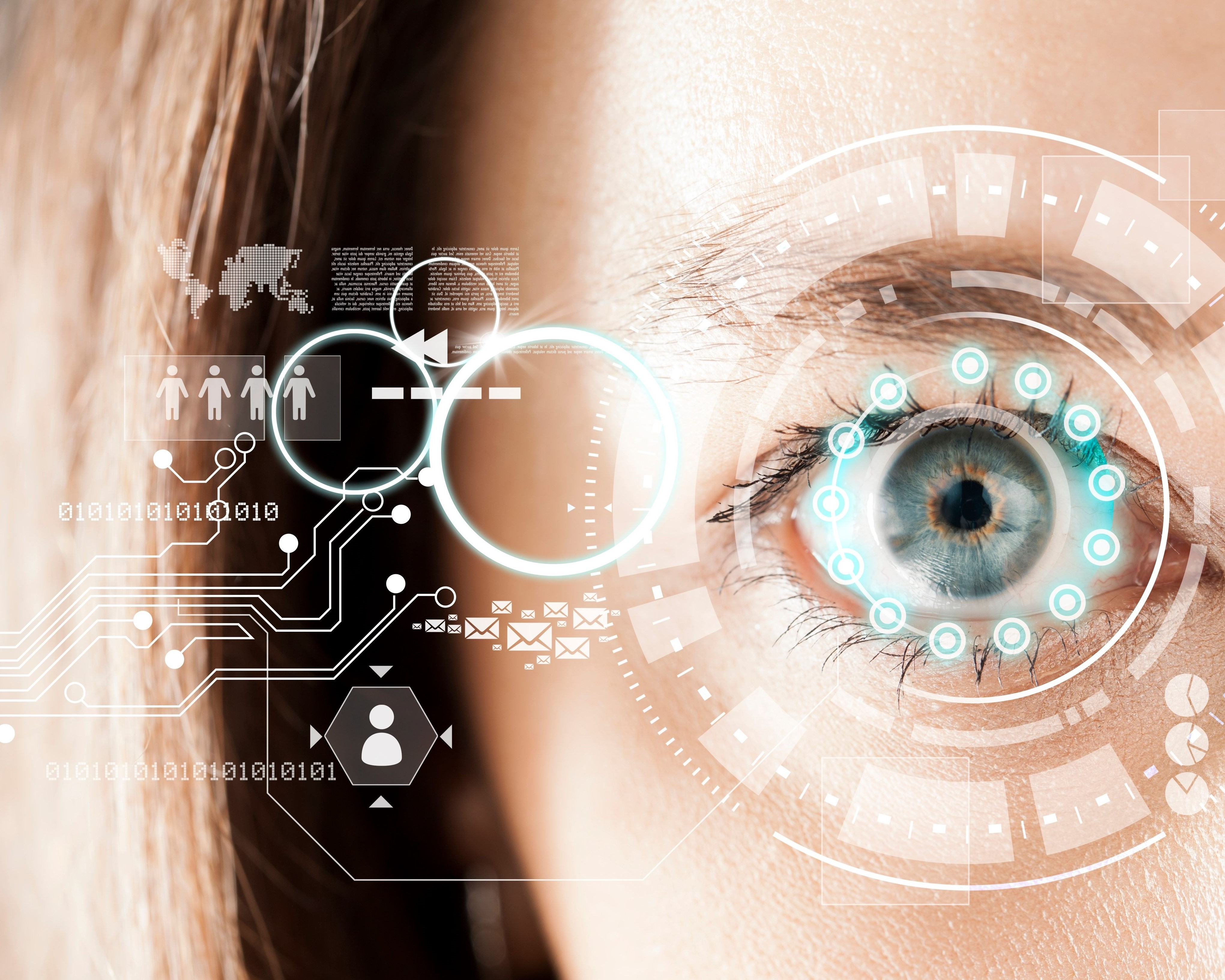 A project developing AI capabilities to improve optometry accuracy for patient diagnoses and referrals received funding in the latest CRC-P funding round. Image: Shutterstock