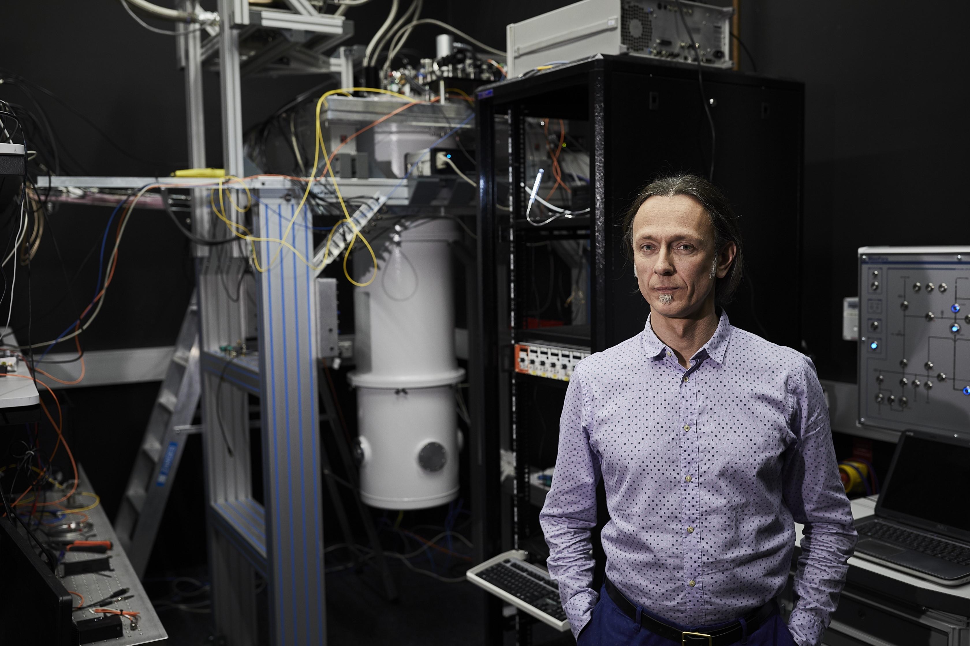 Andrea 2019 optics lab